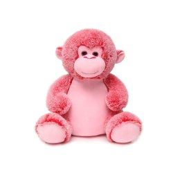 着席動物Xmasの最もよいギフト柔らかい猿のプラシ天の子供のおもちゃ