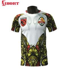 Sublimation personnalisé Aibort concevoir votre propre ligue de rugby Jersey (Rugby-13)