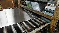 ASTM JIS 316L 347 420 430 310S 304 316 201 904L 2205 2207 Chapas laminadas a frio ou quente / Duplex super duplex / Super Ligas / Aço inoxidável Sheet