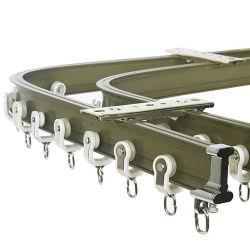 Алюминиевая изогнутая стержень в форме буквы U с алюминиевыми прямой угол аксессуары