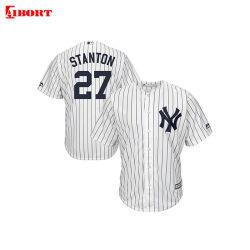 Aibor Sublimation Digital 100% Polyester Custom Baseball Jersey (N-BJ11)