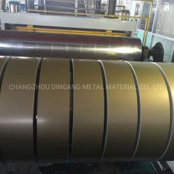 Beschichtung gewelltes Aluminiumlegierung-Blatt färben