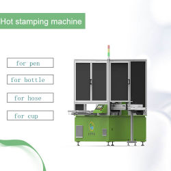 De automatische het Stempelen van /Hot van de Printer van de Machine van de Druk van de Serigrafie/van het Scherm Machine van de Folie van Multifunctioneel