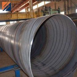 Acciaio al carbonio S355 di grande diametro ERW / SSAW / LSAW Tubo/tubo a spirale saldato in mare aperto per palificazione marina Costruzione