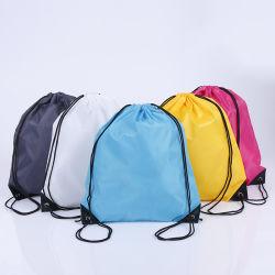 China hizo bolsa de poliéster tela con mejor calidad y bajo precio