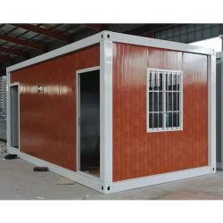 이동식 컨테이너 20ft 금속 맞춤형 모바일 배송 컨테이너 공장