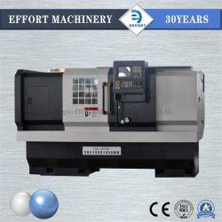 금속 절단을%s Ck6150 X1000mm CNC 선반 기계 (시멘스 유압 물림쇠 및 808d 관제사)
