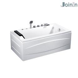 Joinin Cheap salle de bain douche baignoire de massage Whirlpool Permanent Acrylique