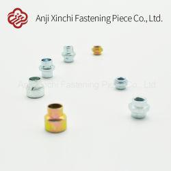 Het gegalvaniseerde Bevestigingsmiddel van de Noot van de Hardware van het Meubilair van de Noot van de Klinknagel DIN1624