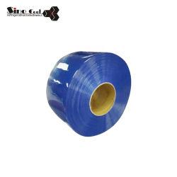 Aire acondicionado aislados de cortina de PVC flexibles de plástico rollo