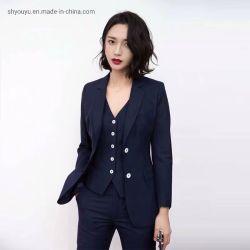 Soem-Blazer für Frauen-Dame-Büro entspricht einzelner Breasted Klage