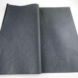 Черный цвет упаковку одежды ткани Упаковка бумаги для одежды