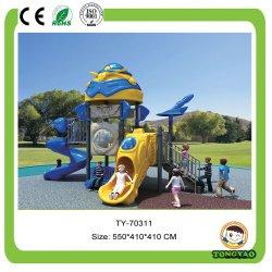 Plastic schuifje voor kinderen voor kleine speeltuin (TY-70311)