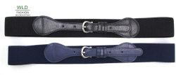 Dame Fashion Elastic PU Belt Ky5909