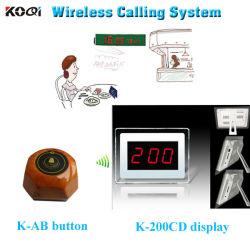 Seguridad de la entrega en tiempo de entrega de equipos de llamadas inalámbricas Sistema de transmisión inalámbrica
