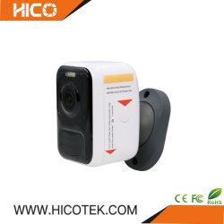 Hicotek 1080p WiFi 10000mAh 배터리 무선 IP 스마트 AI 인식 미니 홈 보안 CCTV PIR 액션 무선 카메라