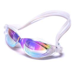 반대로 Fog Design에 있는 중대하고 Seal 낮은 Profile Silicone Swimming Spectacles