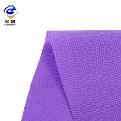 La Chine fabricant 175mm Blanc/Bleu 25PP Spunbond GSM 100 % nontissé de fournitures médicales