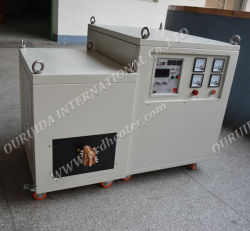 Medium Frequency Induction Heating Machine with 50kg Melting Furance