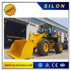 China marca Silon 5t/ cargadora de ruedas cargadora frontal (950) lo mismo que Caterpillar