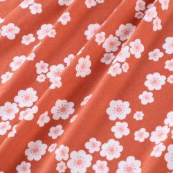 Textiles tejidos Yigao Venta caliente 100d Imprimir doble faz DTY Tela pulido