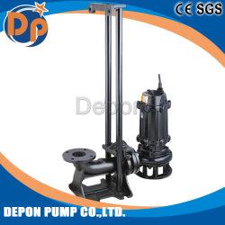 Elektrische vertikale entwässernabwasser-Unterseeboot-Pumpe