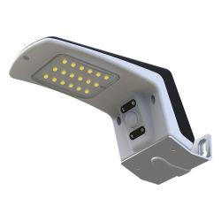 2021 das späteste Solarwand-Licht der Entwurfs-Garten-Sicherheits-Landschaftsbeleuchtung-LED mit PIR Radar-Bewegungs-Fühler
