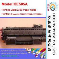 الحبر متوافق حقيقي للHP CE505A / Ce505X للطابعة 2055/2035