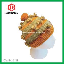 노란색 스타일 유아 비니 (CPA-14-1119)