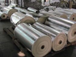 De Stof van de Glasvezel van de aluminiumfolie voor Thermische Isolatie