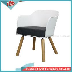 Plastica della mobilia del salone dell'hotel con la presidenza di legno del sofà dell'ammortizzatore