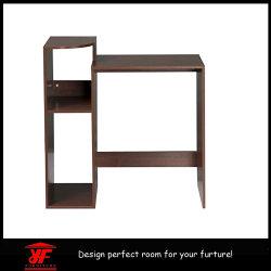Chambre à coucher meubles en bois simple d'économiser de l'espace table de l'ordinateur