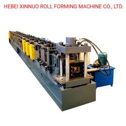 Rack de metal de armazenamento e máquina de formação de rolos Prateleira