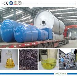 Gummireifen 10ton zur Dieselraffinerie-Pflanze mit hoher Öl-Ausgabe