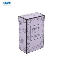 熱い販売の印刷の香水の明確なWindowsが付いている包装のギフト用の箱