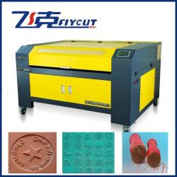 Резиновый штамп для продажи станок для лазерной гравировки