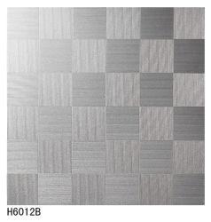 Paredes de cerâmica/ Azulejos do piso de cerâmica rústica metálico