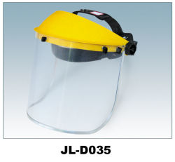 Aprovado pela CE Face Shield-Jld035, estrutura de ABS