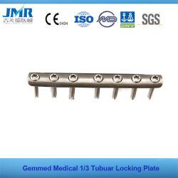 Одна треть трубчатая стопорные пластины сжатия LCP