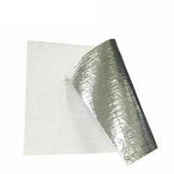Weißes Polypropylen-flammhemmendes verstärkt durch Aluminiumfolie lamellierte Isolierungs-Ende