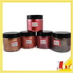 Anorganische Funkeln-Jujube-rotes Perlen-Glanz-Pigment
