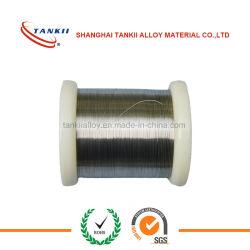Alliage de nichrome nickel chrome (Cr20ni80) sur le fil pour les éléments de chauffage électrique