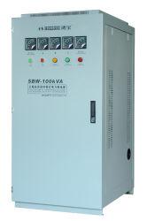Трехфазный блок распределения питания однофазных и компенсацией Full-Automatic (SBW стабилизатора напряжения)