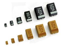 مأكتور Capacitor من نوع SMD تنتالوم عالي الجودة