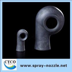 Un grand débit de carbure de buse de pulvérisation en silicone (AASW)