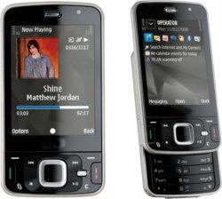 100% d'origine déverrouillé N96 téléphone mobile GSM 3G 16Go de stockage interne