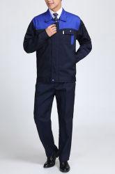 Workwear костюмы мужские длинной втулки смешанной окраски практикум форму куртка