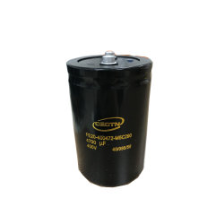 400V 4700UF capacitor eletrolítico de parafuso