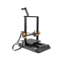 Filament Run이 장착된 DIY 대형 빌드 볼륨 FDM 3D 프린터 출력 센서 및 전원 장애 복구