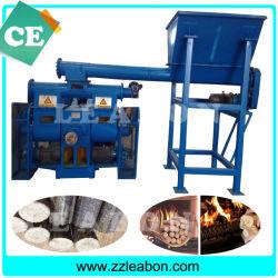 Linea di produzione di legno della macchina della mattonella della biomassa automatica del pistone